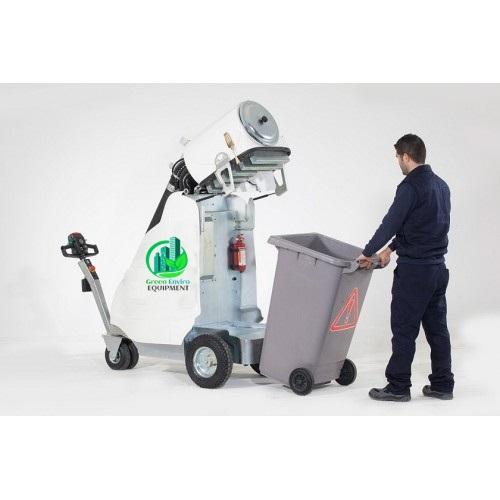 Lee-Pick 360 B Litter Picker Machine